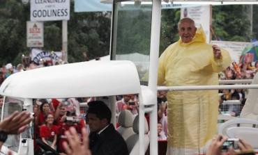 Un grupo terrorista planeaba atentar contra el Papa Francisco