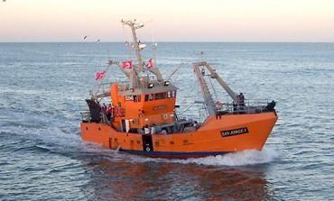 Se hundió un barco pesquero en Gesell y hay cinco tripulantes desaparecidos