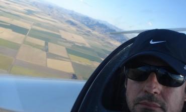 Pudo haber sido una tragedia: Cayó planeador en el Aero Club