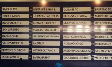 Copa Argentina con inéditos rivales