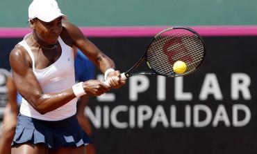 Venus Williams impuso su jerarquía y Estados Unidos venció a la Argentina 3 a 1