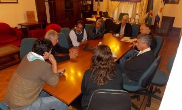 Vidal recibió a los familiares de Mauricio Guzmán