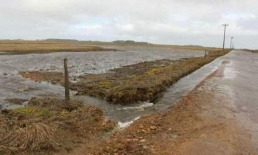 Comienza la obra del canal en Las Dos Hermanitas y se harán dos puentes en la 98