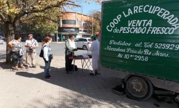 """""""La Recuperada"""" ofrece gran variedad de productos para esta Semana Santa"""