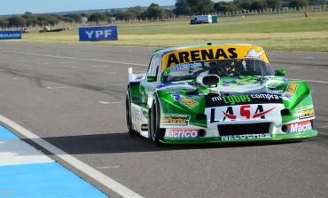 Franco de Bendectis, el mejor Ford en La Pampa