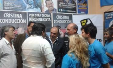 Nuevo Encuentro inauguró sede en Necochea, estuvo Vidal
