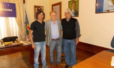 Di Russo y Petrini son los nuevos delegados municipales en la UPC