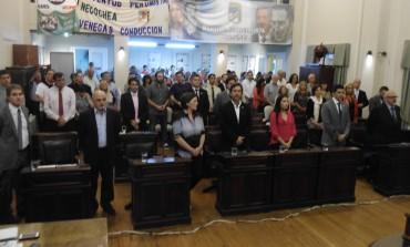 La oposición no quedó conforme con el discurso de Vidal