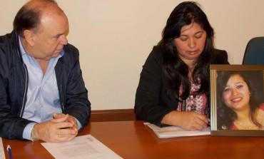 """Compromiso de Vidal con la familia de Melisa Nuñez para """"todo se esclarezca lo más rápido posible"""""""