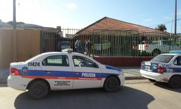Allanaron la casa de un septuagenario por amenazas. Secuestran una escopeta