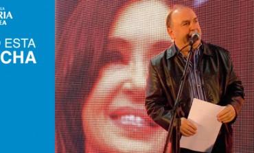 Vidal presenta su lista con un acto en el Club huracán