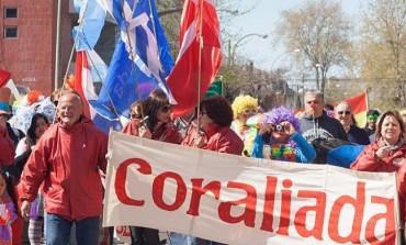 Se esperan más de 400 participantes a la Coraleada 2015