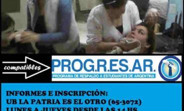 La Cámpora da cursos de cosmetología  y peluquería con certificados de la …UNICEN???