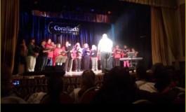 Arrancó la alegría y la música de la Coraliada en Necochea