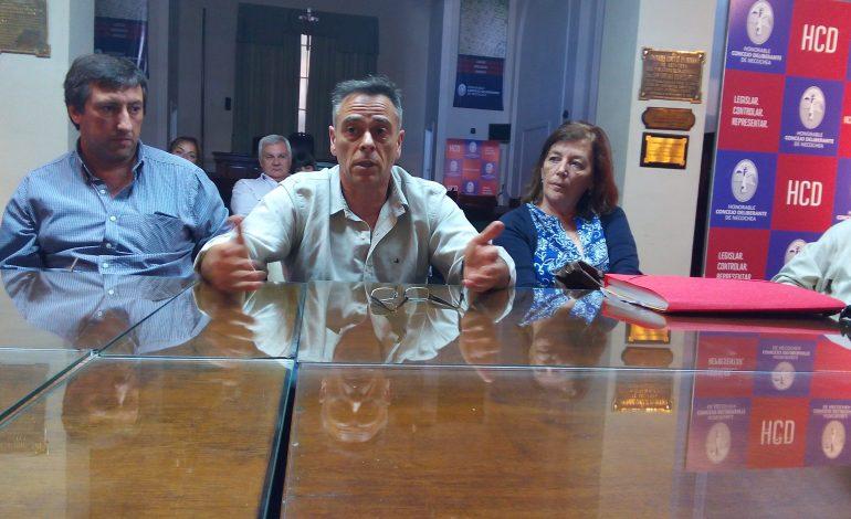 Empleados de Comercio a favor del Mercado en Quequén