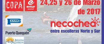 Puerto Quequén es escenario del Campeonato Provincial de Regata
