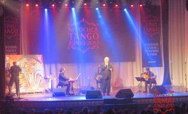La Ruta del Tango fue un éxito y Raúl Lavié le puso el broche de oro