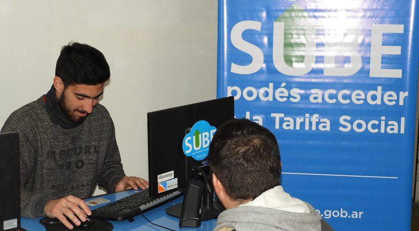 La tarjeta SUBE ya se puede conseguir en la Delegación de Quequén