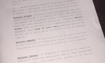 """Venta ambulante: denunciarán a funcionarios por presunta """"connivencia"""""""