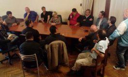 La CGT se reunió con el intendente para articular políticas de empleo