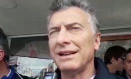 Macri en Necochea