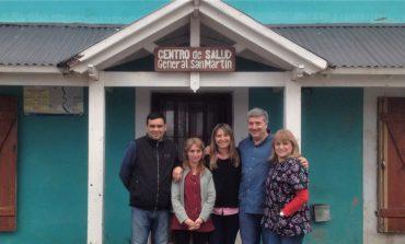 Cerrado por tareas de reparación el Centro de Salud del Barrio San Martin