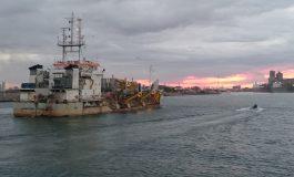 Puerto Quequén ampliará el dragado de mantenimiento por siete años y buscará la profundización