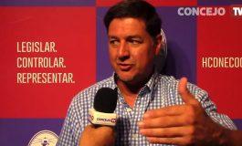 Cambiemos propondría a  Ernesto Mancino para ocupar  la nueva Presidencia del  Concejo Deliberante de Necochea