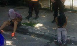 Cuatro marplatenses detenidos por robar en comercios del centro