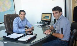 Facundo y Domínguez Yelpo,  en importante charla a solas