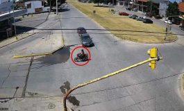 Las cámaras del Centro de monitoreo fueron claves para atrapar a un delincuente