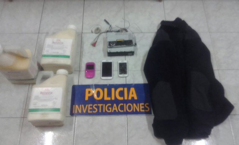 Realizaron seis allanamientos en Quequén por robos en campos