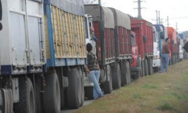 """Transportistas advierten: """"no vengan cargados porque esto después tiene revancha"""""""