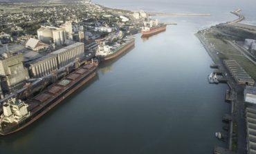 Puerto Quequén reactiva su operatoria. Buscan superar el millón de toneladas