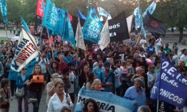 El jueves marchan movimientos sociales contra el ajuste