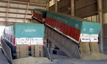 El paro de transportistas complica la operatividad de Puerto Quequén