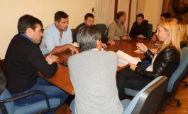 Dirección Provincial de Agua y Cloacas se comprometió a avanzar en la planta de efluentes