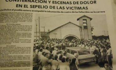 A 30 años de la tragedia del TC que dejó 13 muertos