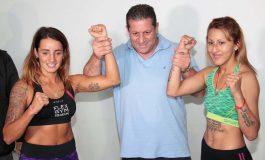 Jorgelina Guanini campeona Sudamericana en categoría gallo