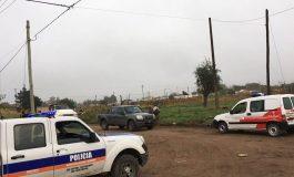 Desalojan terrenos del ferrocarril que estaban siendo usurpados por supuestas familias del conurbano