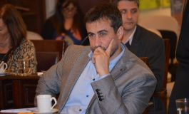 Medina denunció que en el hospital faltan insumos y se usan materiales de baja calidad