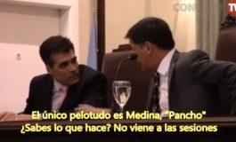 """Mancino recargado (segunda parte): """"el único pelotudo es Medina"""""""