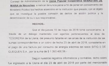 Medina denunciado penalmente y suspendido de la UPC