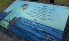 Homenajes a Venegas a un año de su muerte