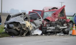Tragedia en la ruta 30: murieron 5 personas, 4 de ellas oriundas de Claraz y Fernández