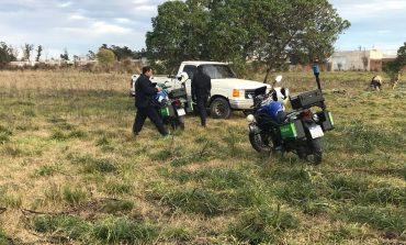 Encontraron una Ford F100 que le habían robado a un subcomisario