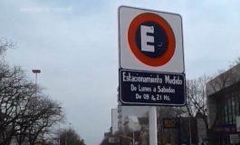 No habrá estacionamiento medido los sábados a la tarde