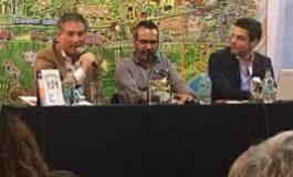 El escritor Luciano Olivera se presenta en Necochea