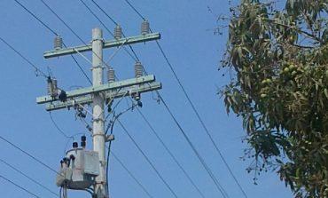 El corte de un cable de media tensión afecta la provisión de agua en toda Quequén