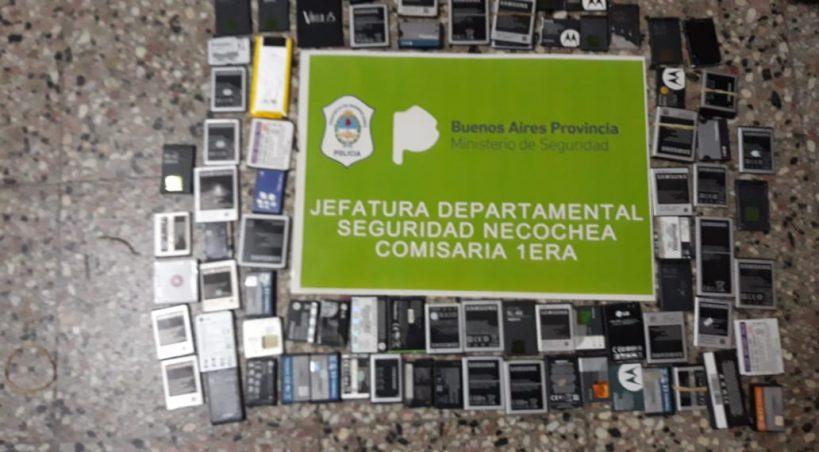 Cae banda que desbloqueaba celulares robados